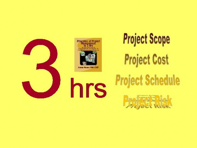 3 Hr Online Project Mgmt Jump Start